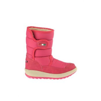 Pink Girls Snow Boots GRS-F-90> 19K