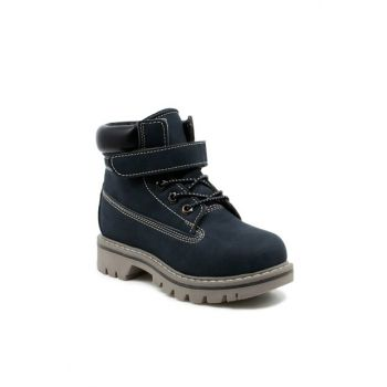 Navy Blue Children's Boots CL19-501