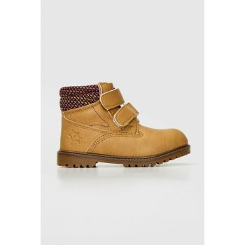Girls Camel Feather Cxs Boots 9W1471Z4