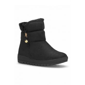 Black Women's Boots DS.0502