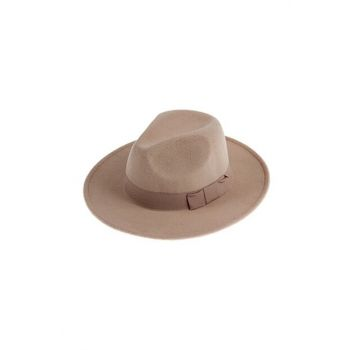 Stamped Women's Trilby Hat 7173-1