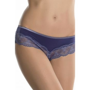 Women's Purple Violet Hipster Panties 001-013173