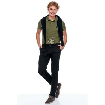 Men's Slim Fit Chino 311934DKH55CL8