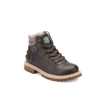 Brown Boots for Boys 000000000100331723
