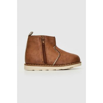 Girls Camel Feather Cxs Boots 9W8463Z4
