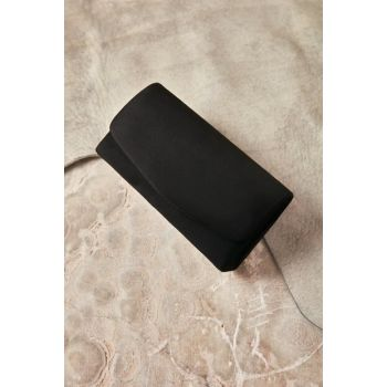 Black Women's Portfolio & Clutch Bag K35992000