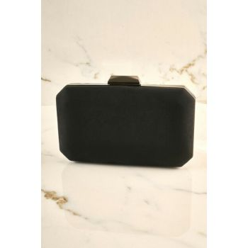 Black Women's Portfolio & Clutch Bag K35990277
