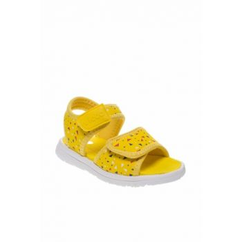 Yellow Girls Sandals 211 333.18Y335P