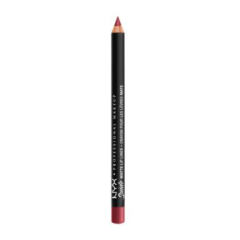 Lip Liner - Suede Matte Lip Liner Cherry Skies 800897064136 NYXPMUSMLL