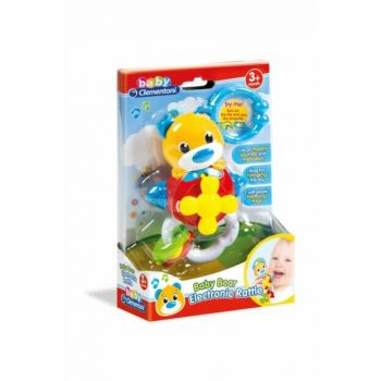 Rattle Baby Clementoni Cute Bear CLE17182