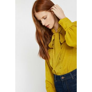 Women's Yellow Shirt 0KAK68310PW