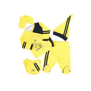 Yellow Fan Fenerbahce 5Li Hospital Outlet AF90143F
