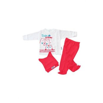 Baby Girl Outfit Hospital Outfit Set 0-3 Months PRA-376986-0846
