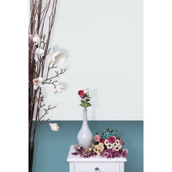 Roller Blinds White + Skirt Slice Gift S-511