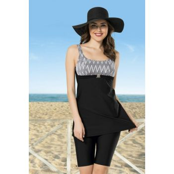 Women Black Tights Dress Swimwear Nbb NB19YMT00004