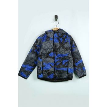 Boys' Quilted Coats 13461-