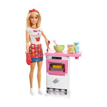 Barbie Kitchen Play Set / U280434