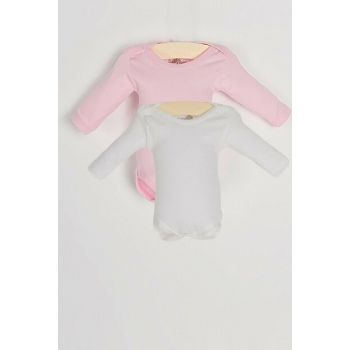 Y-London Baby Girl Badi Set of 2 BBTOO-BDY106