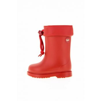 Red Children's Boots W10100-AW18
