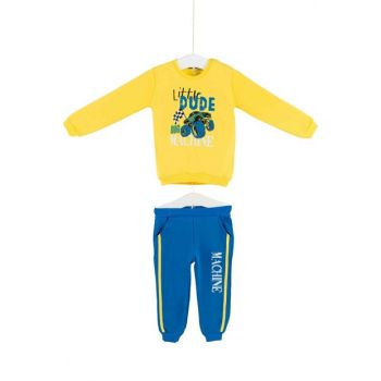 Saint Bebe Baby Boy Tracksuit Bottom Top Suit 6-24 Months 64362 AZZ064362
