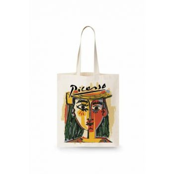 Picasso Hat Girl Cloth Bag BC13-8