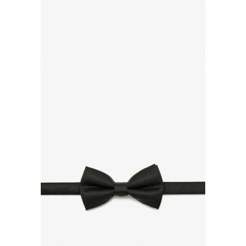 Men's Black Bow Tie 0KAM89105VA