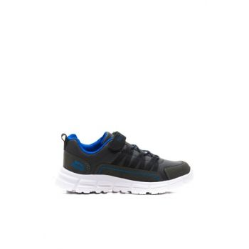 FRANKLIN Sport Kids Shoes Black / Saks Blue SA29LF012