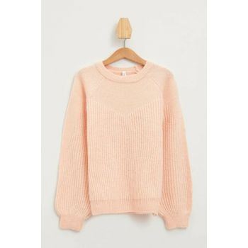 Pink Girls Kids Thessaloniki Knit Sweater K9555A6.19AU.PN125