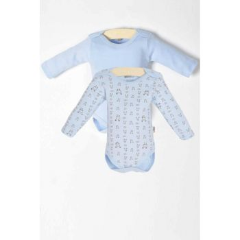 Y-London Baby Boy Badi Set of 2 BBTOO-BDY112