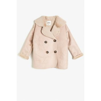 Button Detailed Coat 0KKG27528OW