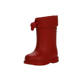 Red Unisex Children Boots W10100 W10100-AW17