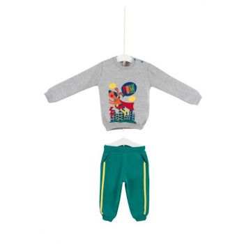 Saint Bebe Baby Boy Tracksuit Bottom Top Suit 6-24 Months 64359 AZZ064359
