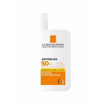 Anthelios Shaka Fluid 50ml Normal / Combination Skin Facial Sunscreen Spf 50 30162662