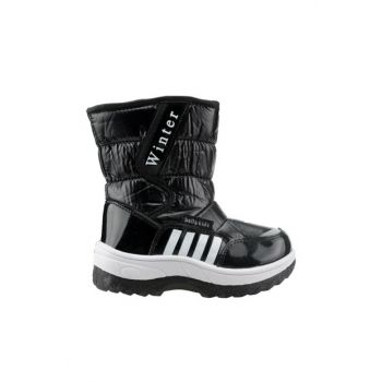 Black Men's Boots & Booties 18A05408