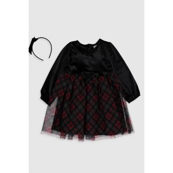 Baby Girl Dress and Crown 9WJ029Z1