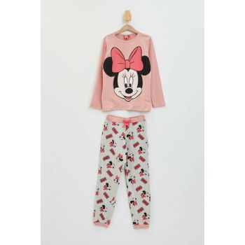 Minnie Mouse Licensed Pajamas Set M1607A6.19AU.BR80