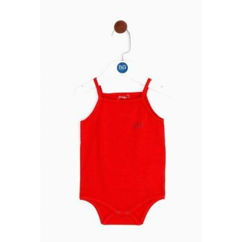 Baby Girl Red Body 19SS0BG2547