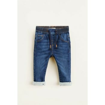 Dark Denim Baby Boy Trousers 33053024