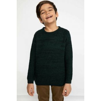 Green Young Man Knitwear Sweater I9093A6.18AU.GN516