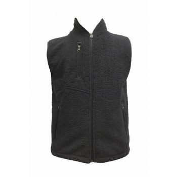 Men's Welsoft Windproof Vest ERKYELPOL041GRXXXX