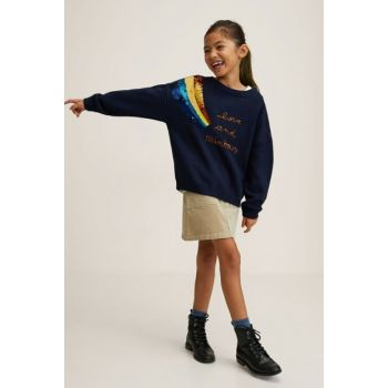 Ocean Blue Girl's Sweater 33045017