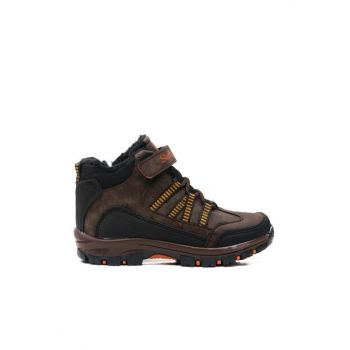 AREF Kids Boots Brown SA29OF015