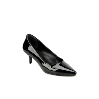 Black Women's High Heels Shoes 92.314055RZ