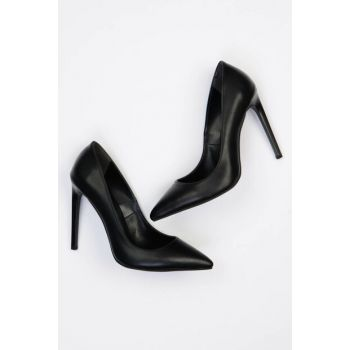 Black Women's High Heels Shoes G0509009009