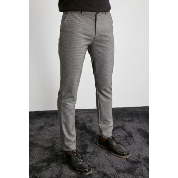 Gray Men's Chino Pants TMNAW20PL0564