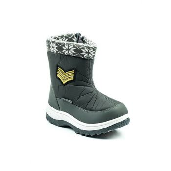 Gray Kids Boots & Bootie ARMA4102