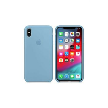 For Iphone XS MAX Silicone Case Blue Horizon MRJN2FE / A