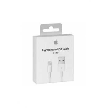 Apple Iphone Ipad Ipod Lightning Charger Cable 1mt Md818zm / aa gdhfdsh