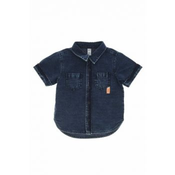 Navy Blue Children's Shirt 19112054100