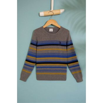 Gray Boy Asher Sweater Pullover G083SZ0TK.000.816344